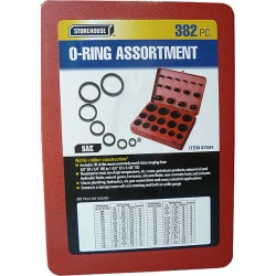 O-RING ASSORTMENT (Nitrile rubber constructions)
