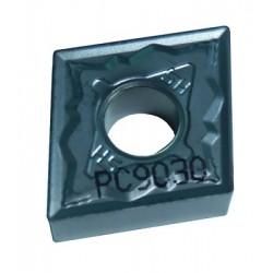 CNMG 120404-HS PC9030  Turning, Rhombic 80 ° Negative