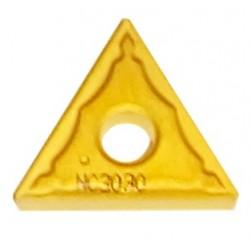 TNMG 220404-GR  NC3030 Triangular 60° Negative (Roughing)