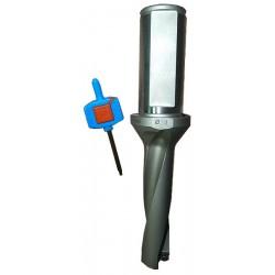 KIN DRILL K4D18025-06 D14K ø18, Screw FTKA02206S, Wrench TW07P