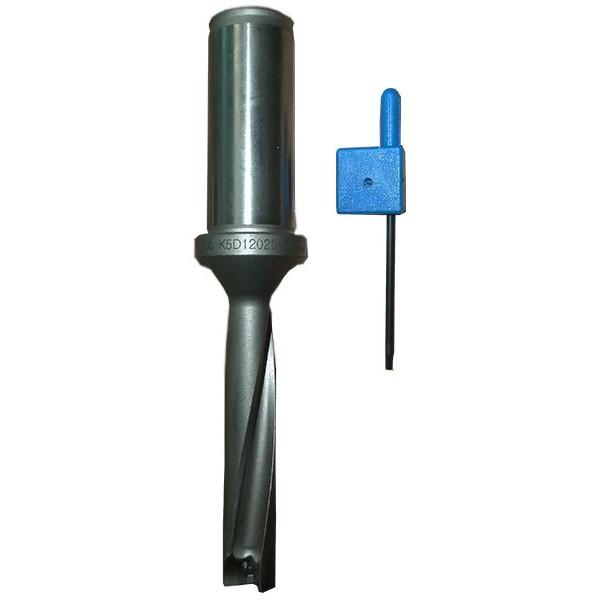 K5D12020-04 D14F  ø12, Screw FTNA0204,  Wrench TW06P